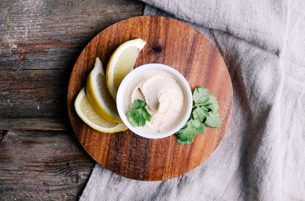 Pyszny hummus