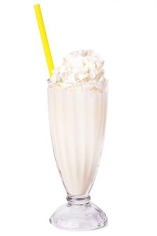Pyszny koktajl mleczny