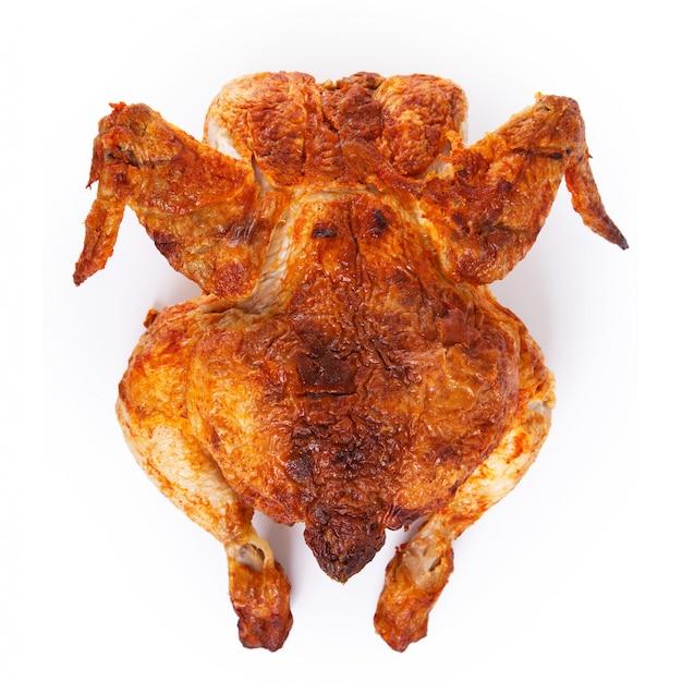 Pyszny kurczak na stole
