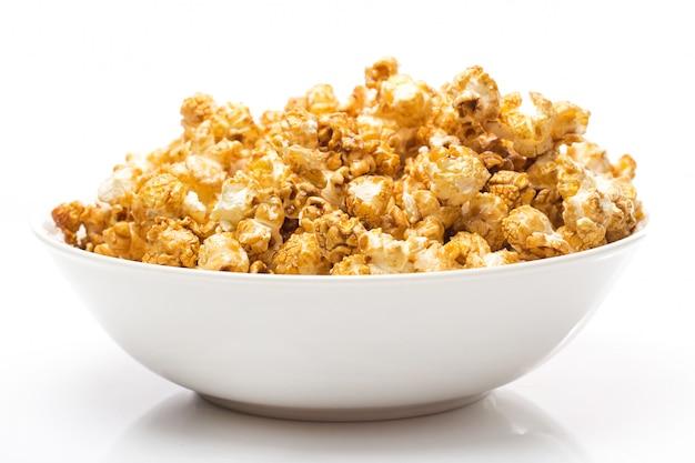 Pyszny popcorn