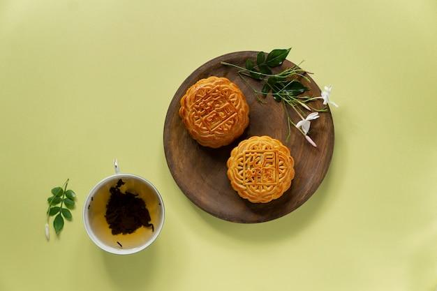Pyszny tradycyjny asortyment deserów