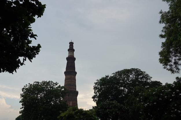 Qutub minar- qutab minar road, delhi zdjęcie