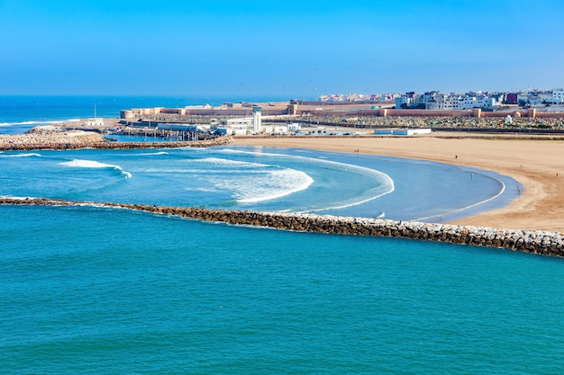Rabat w maroku