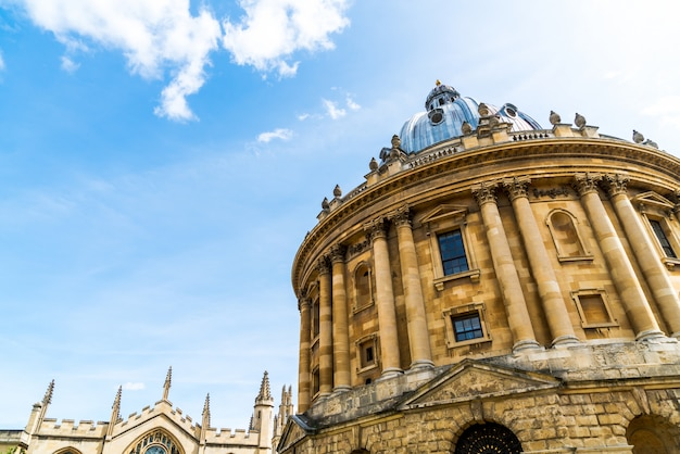 Radcliffe camera, bodleian library, oxford university, oxford, oxfordshire, england, uk