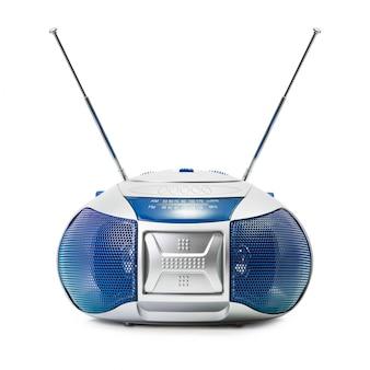 Radio z głowicą mrówki