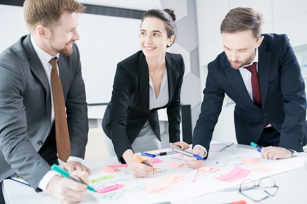 Radosna współpraca przedsiębiorców