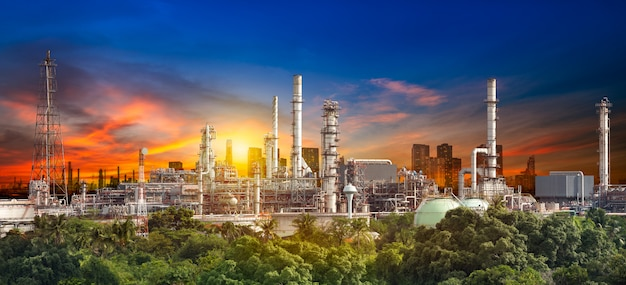 Rafineria ropy