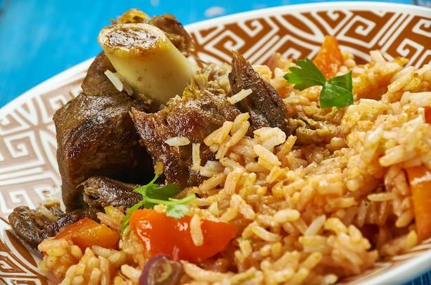 Rajasthani laal maas , rajasthani red lamb curry , radżastan to stan w indiach