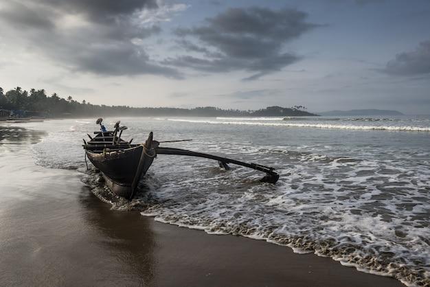 Rajskie plaże na południu indii