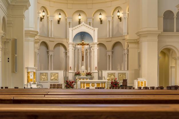 Raleigh, karolina północna, stany zjednoczone katedra najświętszego imienia jezusa