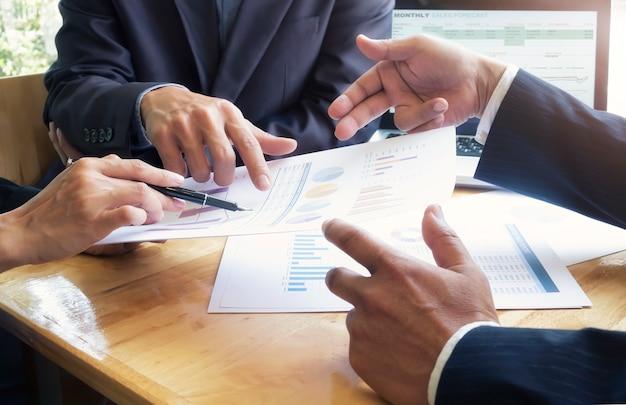 Raport korporacyjnych współpracy pad strategii męskiej