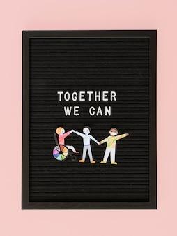 Razem możemy pomóc w koncepcji