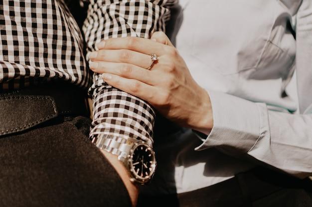 Ręce pary