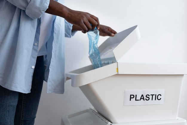 Recykling kobiet dla lepszego środowiska