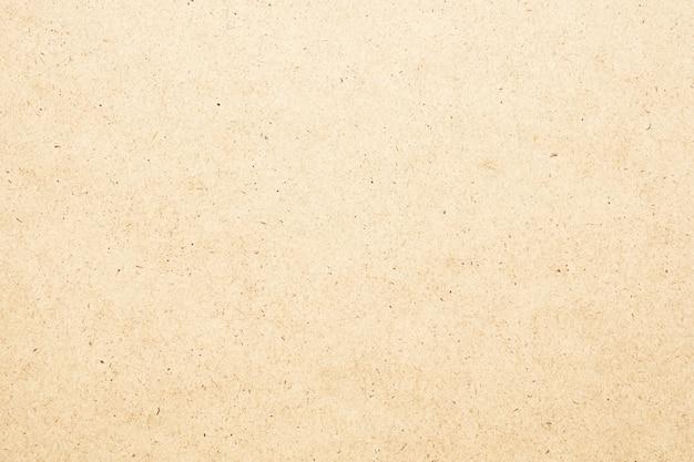 Recykling papieru pakowego karton powierzchni tekstury tła