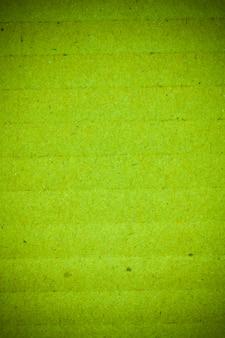 Recykling tekstury zielony karton.