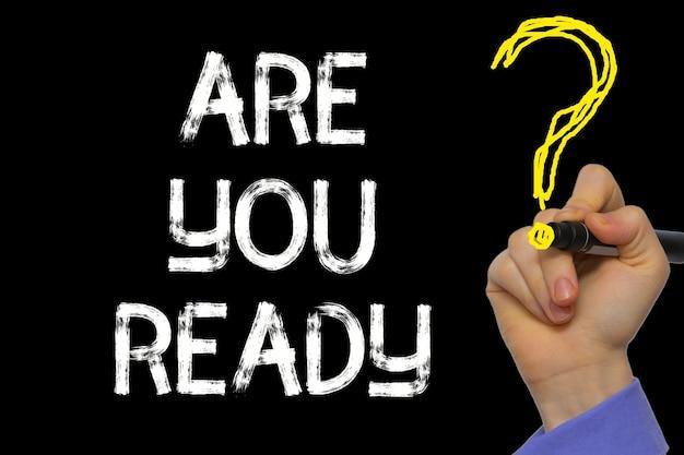 Ręczne pisanie tekstu: czy jesteś gotowy?