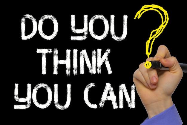 Ręczne pisanie tekstu: czy myślisz, że potrafisz?