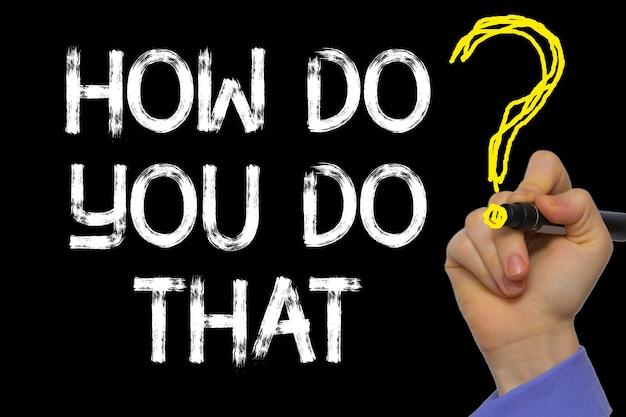 Ręczne pisanie tekstu: jak to zrobić?