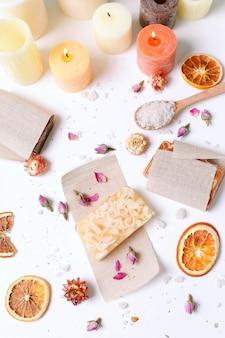 Ręcznie robione mydło