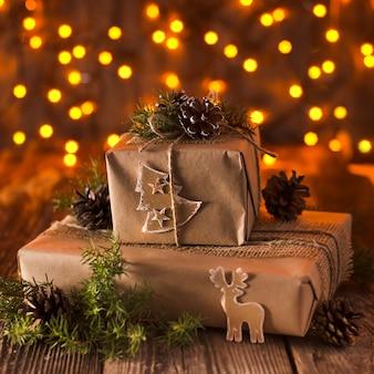 Ręcznie robiony prezent na boże narodzenie