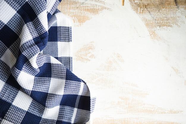 Ręcznik kuchenny lub serwetka