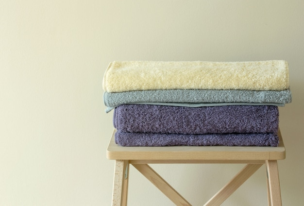 Ręcznik na stole