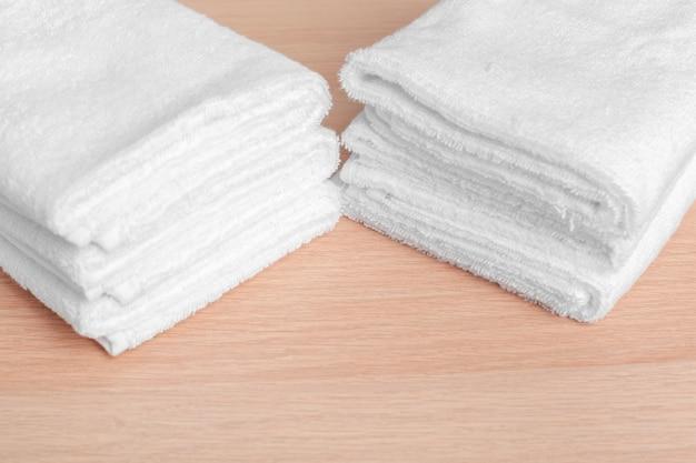 Ręcznik z bliska