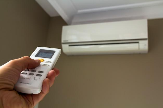 Ręczny przełącznik sterowania klimatyzatorem domowym