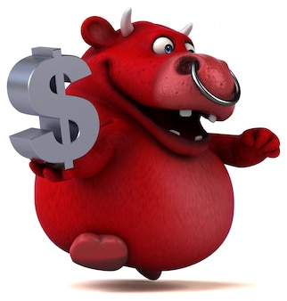 Red bull - 3d ilustracji