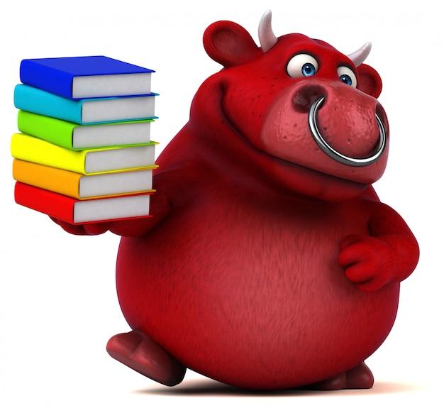 Red bull 3d ilustracji