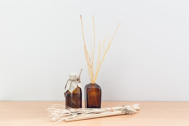 Reed dyfuzor, zestaw zapachów do pokoju