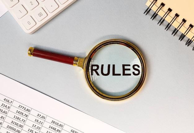 Reguły słowne, pojęcie przepisów i wytycznych, zarządzanie.