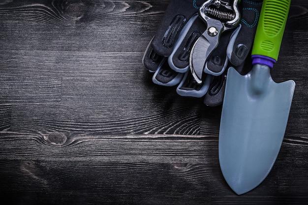Rękawiczki do przycinania nożyc łopatkowych