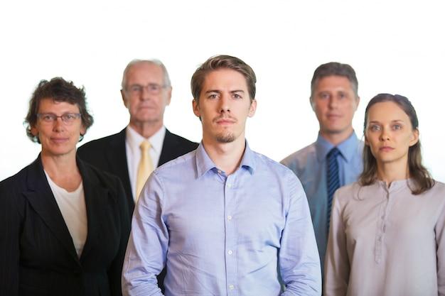 Rekrutacja firma kobieta praca współpracownik