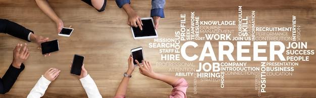 Rekrutacja zasobów ludzkich i koncepcja sieci osób.