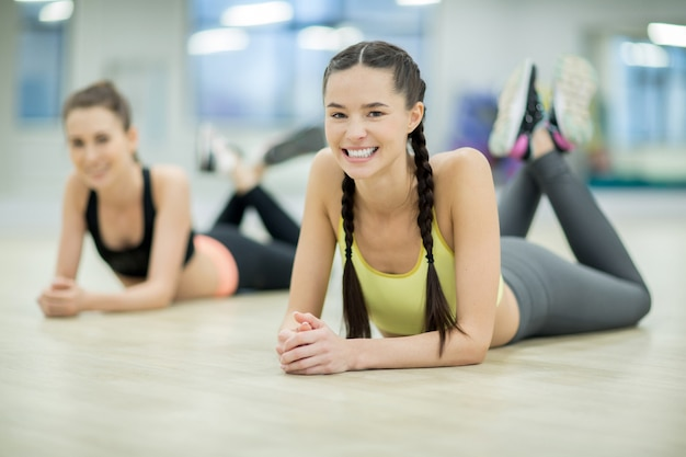 Relaksujący trening