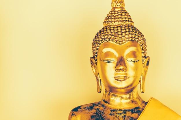 Religia twarz złoto złoty kultura