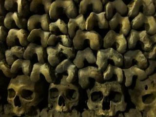 Remains - katakumby, pozostaje