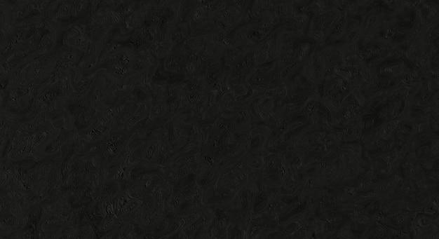 Renderowania 3d czarnego metalu lub nierównej tekstury