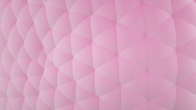 Renderowania 3d różowy abstrakcyjny wzór tekstury tła