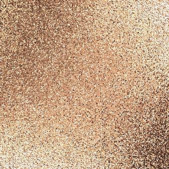 Renderowanie 3d błyszczące i luksusowe brązowe brokatowe tło