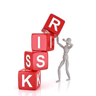 Renderowanie 3d ryzyka biznesowego