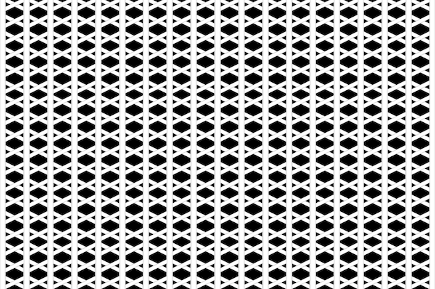 Renderowanie 3d. streszczenie biała siatka na czarnym tle.