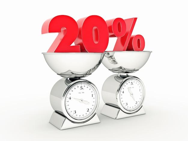 Renderowanie 3d z 20-procentową zniżką