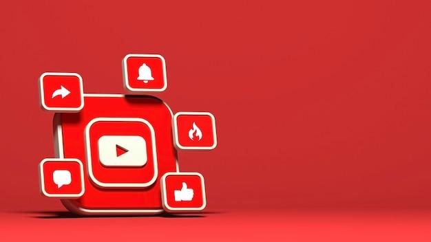 Renderowanie 3d z youtube z kopią przestrzeni