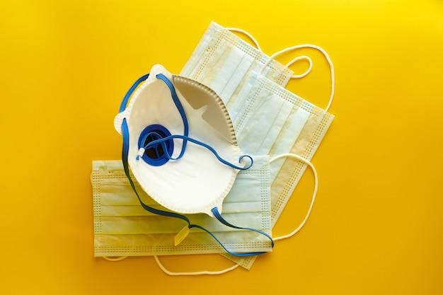 Respiratory i maski chirurgiczne