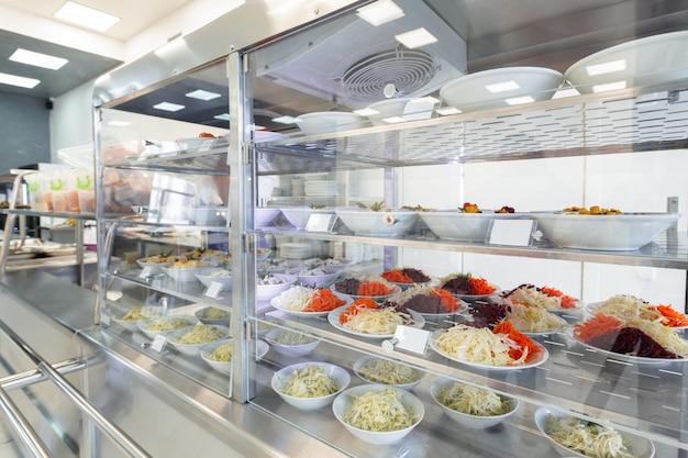 Restauracja samoobsługowa