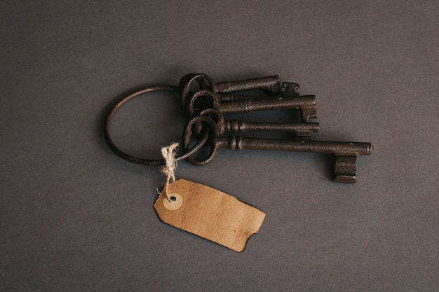Retro klucze