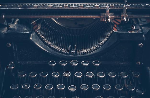 Retro maszyny do pisania